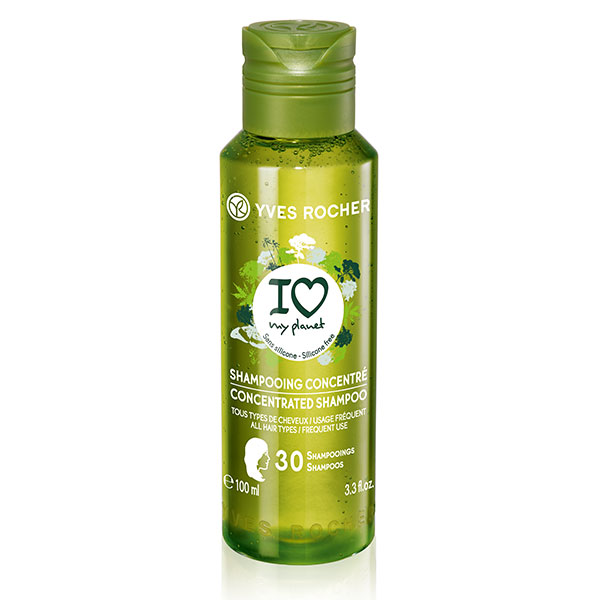 Konc. šampon I love my planet 100ml