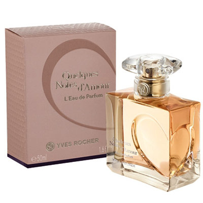 EDP Quelques Notes d'Amour 50ml
