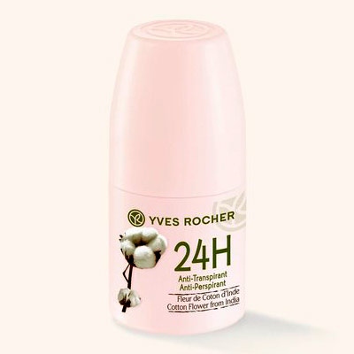 @24h roll-on antiperspirant pamuk 50 ml