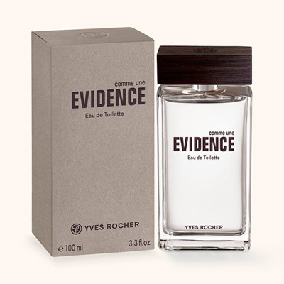EDT Comme Une Evidence Homme 100ml