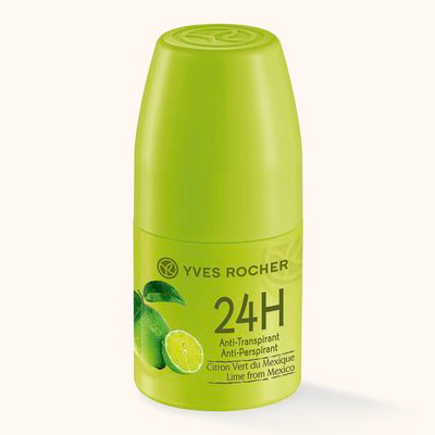 Antiperspirant 24h roll on- limeta 50ml