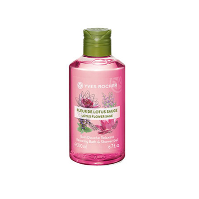 Gel za tuširanje lotus & kadulja 200 ml
