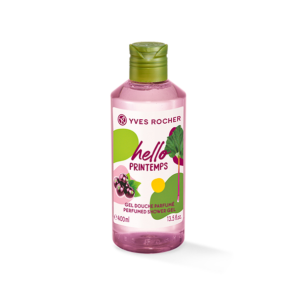 Gel za tuširanje Hello Printemps 400 ml