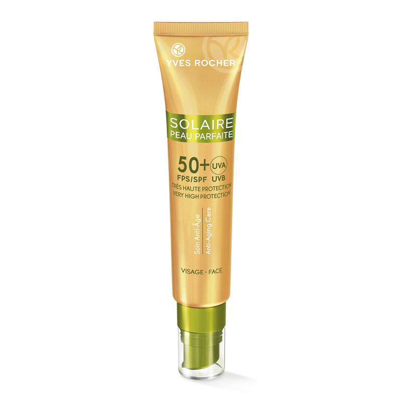 Anti age njega za lice SPF 50, 40 ml