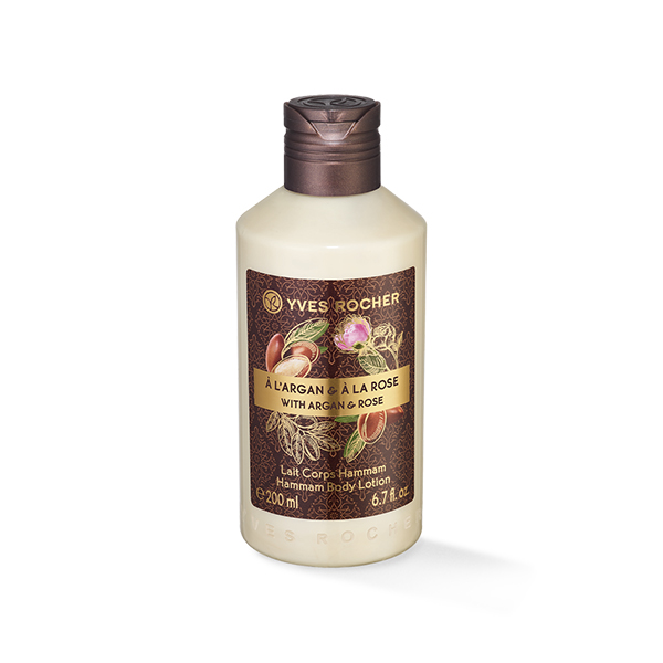 Losion argan & latice ruže 200ml